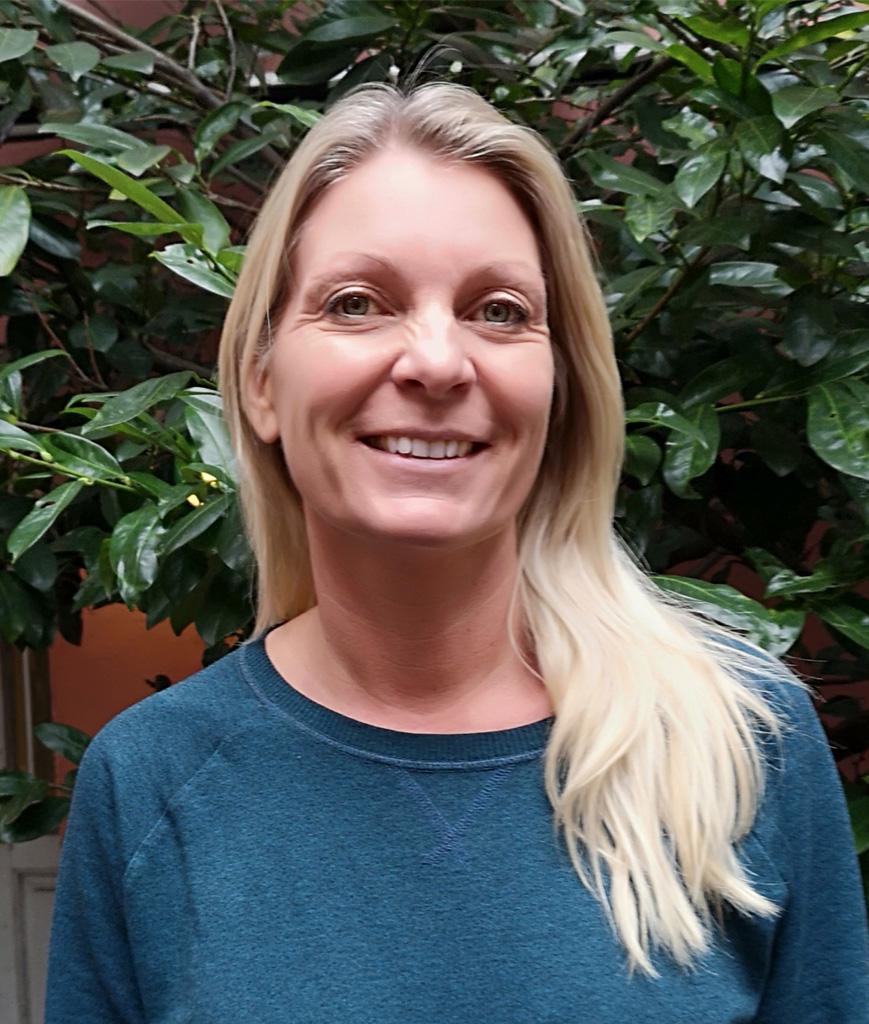 Daglig leder og visitator Isabella Koppel kontaktoplysninger Stofrådgivning